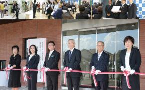 富山西リハビリテーション病院が開院しました